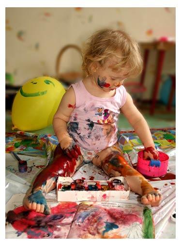 Какнаучить вашего малыша рисовать